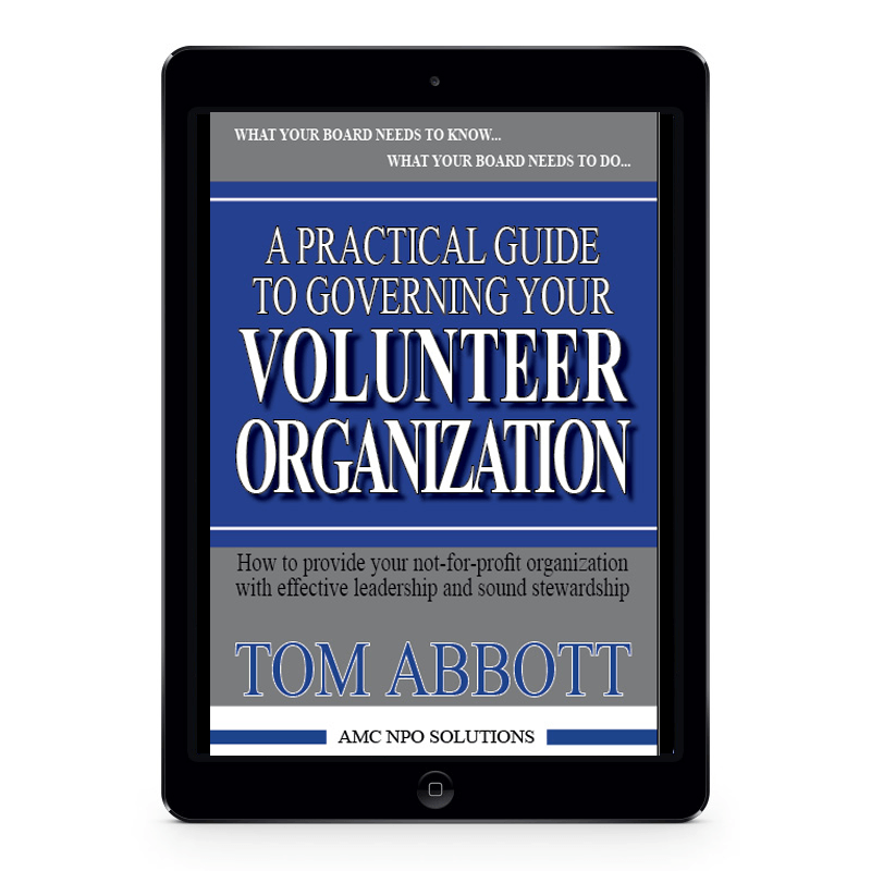 Practical Guidelines For Practical Fitness Solutions: A Practical Guide To Governing Your Volunteer Organization