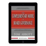 Complementary Model of Board Governance eBook