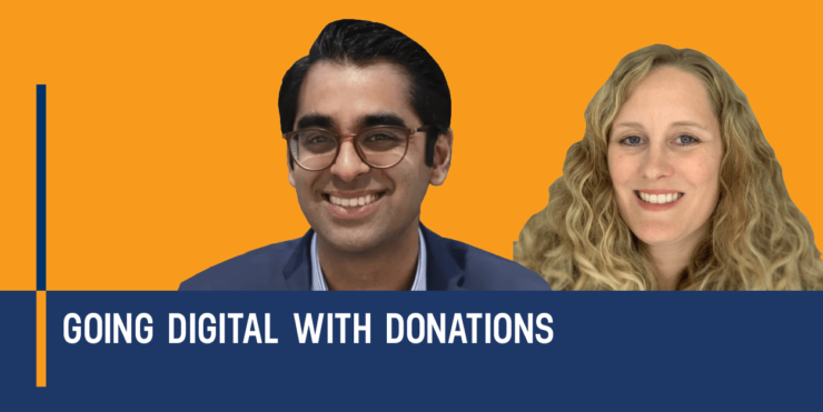 Going Digital with Donations - The Strategic Nonprofit Podcast