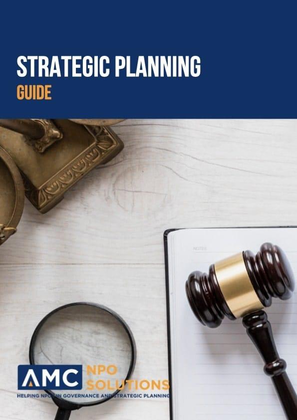 Strategic Planning Cover
