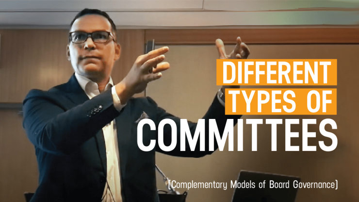 different types of committees complementary board of governance