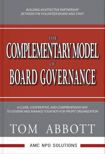 governance book