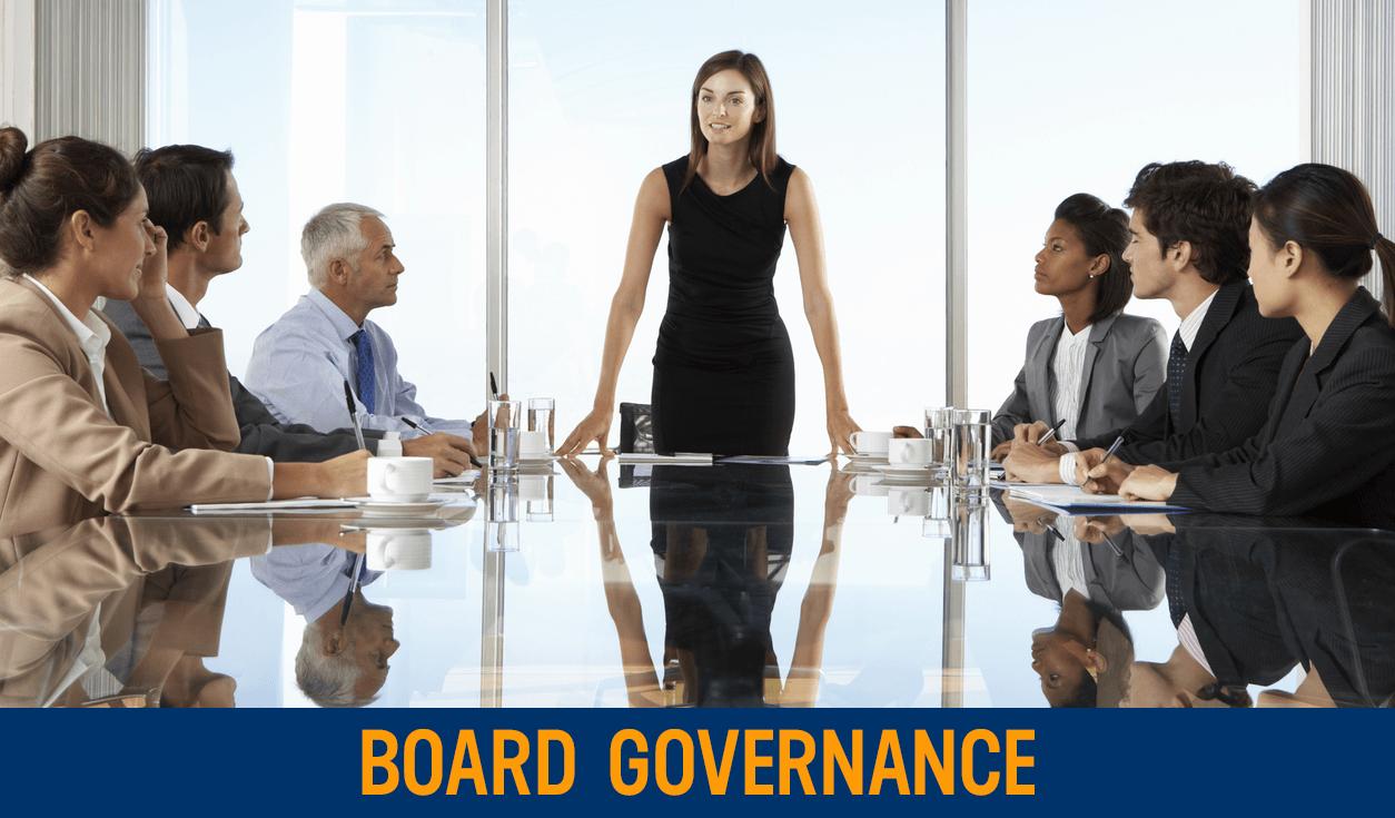 non profit board governance training vancouver canada