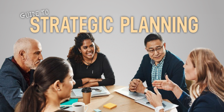 guide to nonprofit strategic planning